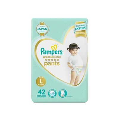 Pampers Popok Premium Care Pants L-42