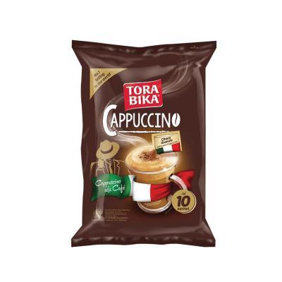 Torabika Cappucino 25gr x 10s