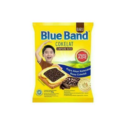 Blue Band Cokelat Compound/ Messes Cokelat 90gr