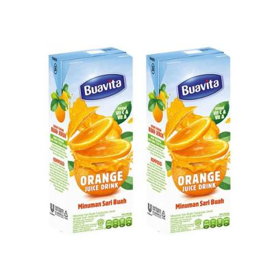 Buavita Orange 250ml - Bundle 2