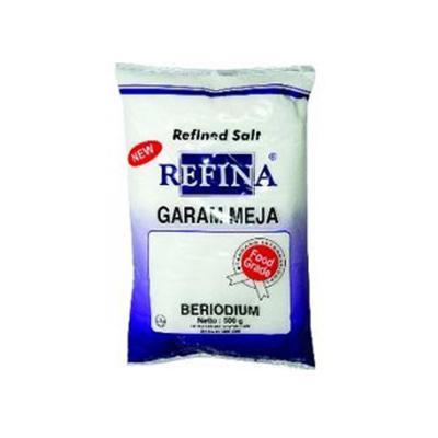 Refina Garam Meja Refill 500gr
