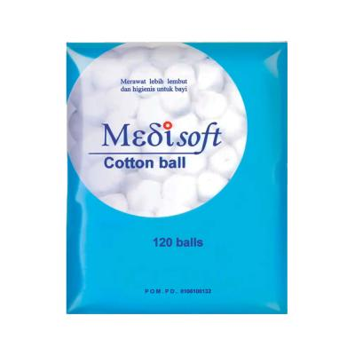 Medisoft Cotton Balls 120pcs