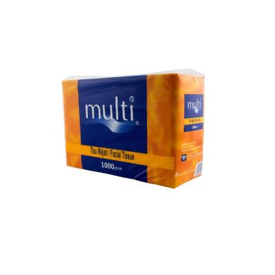 Multi Facial Tissue 2ply - 1000gr