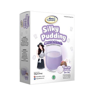 Silky Pudding Rasa Taro 155gr