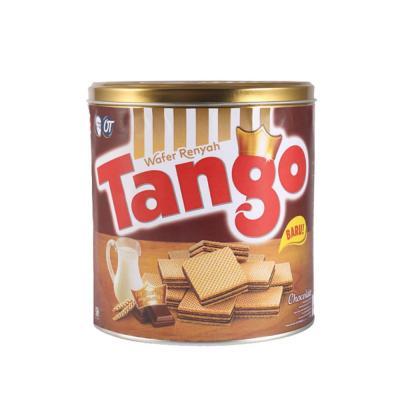 Tango Wafer Cokelat Kaleng 300gr
