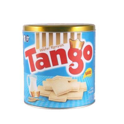Tango Wafer Vanilla Kaleng 300gr Tin