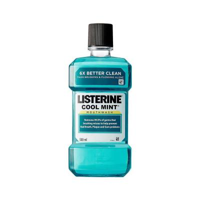 Listerine Cool Mint 500ml